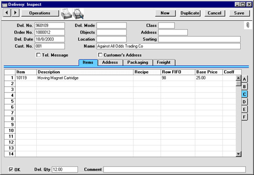hansaworld integrated erp and crm И снова эту общую fifo сумму составит цифра закредитованная на Счет склада и задебетованная на Счет стоимости товаров в Записи операции Главной